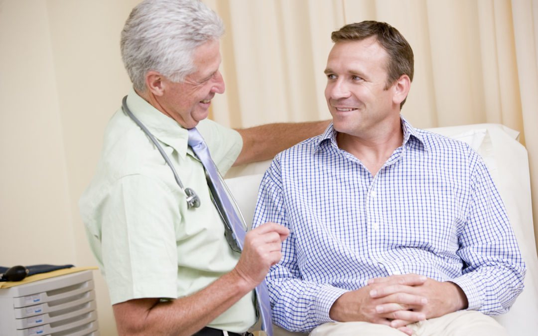 Gentlemen, When and Why You Should See a Colon Surgery Specialist
